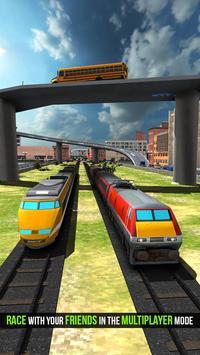 City Train Driver Simulator 2021:Free Train Games screenshot 19
