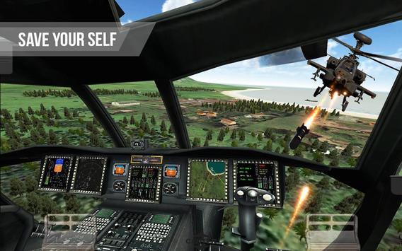 gunship helicopter mod apk