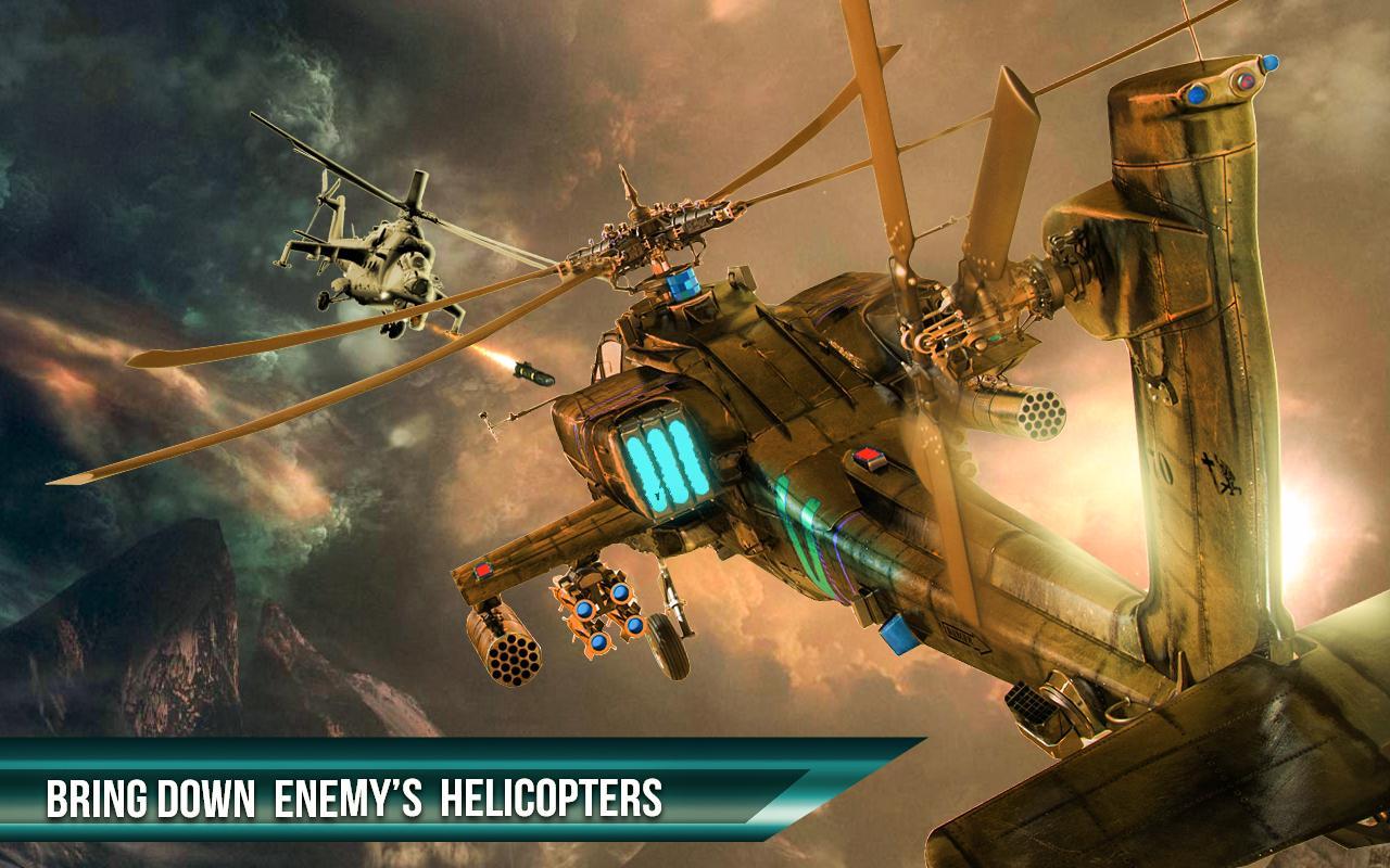 Kampfhubschrauber Spiele