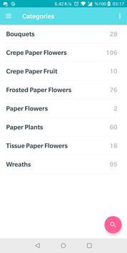Paper Flowers screenshot 7