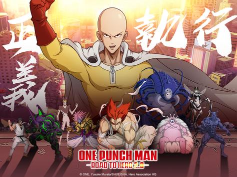 One-Punch Man: Road to Hero 2.0 screenshot 16