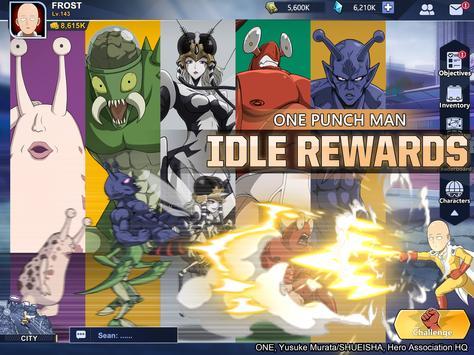 One-Punch Man: Road to Hero 2.0 screenshot 11