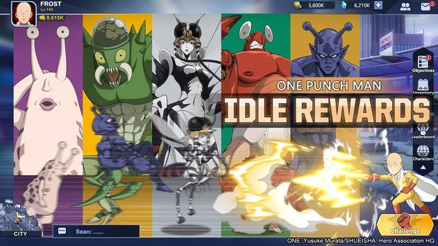 One-Punch Man: Road to Hero 2.0 screenshot 3