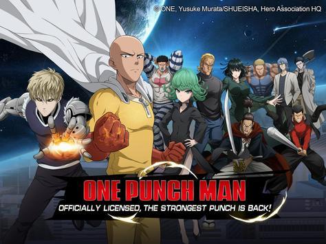 One-Punch Man: Road to Hero screenshot 8