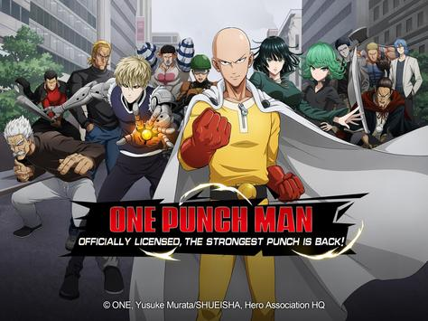 One-Punch Man: Road to Hero poster
