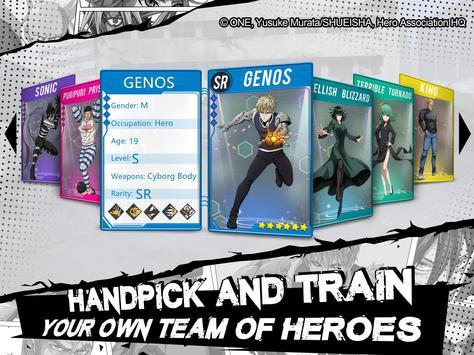 One-Punch Man: Road to Hero screenshot 10