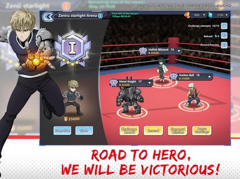 One-Punch Man: Road to Hero screenshot 3