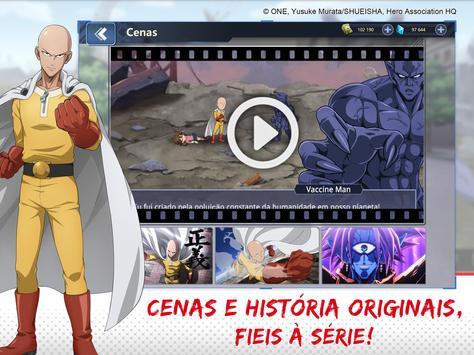 One-Punch Man: Road to Hero imagem de tela 10