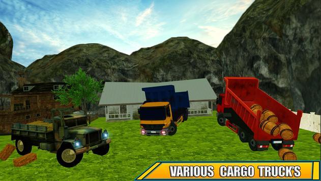 Offroad Loader Truck 2019 screenshot 5