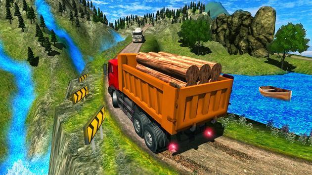 Offroad Loader Truck 2019 screenshot 7