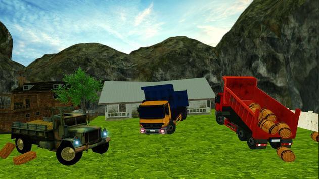 Offroad Loader Truck 2019 screenshot 11