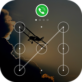 Applock - Plane icon