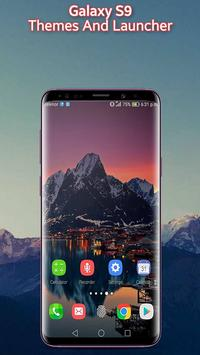 Themes for Samsung S9 edge: S9 launcher wallpaper APK [2 0