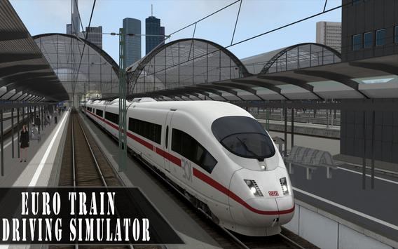 Impossible Bullet Train Drive - Train Driving 2019 poster