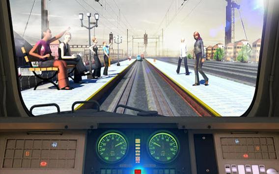 Impossible Bullet Train Drive - Train Driving 2019 screenshot 2