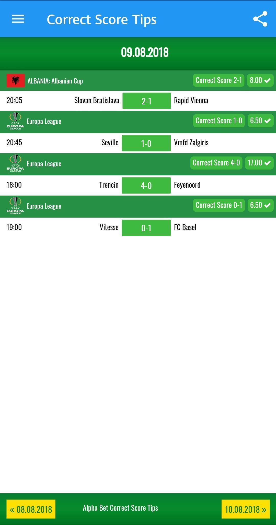 Correct score 2 betting joanna bettinger ibm corporation