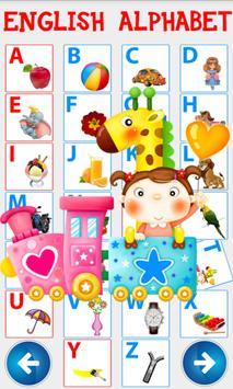Английский алфавит. Учим буквы screenshot 10