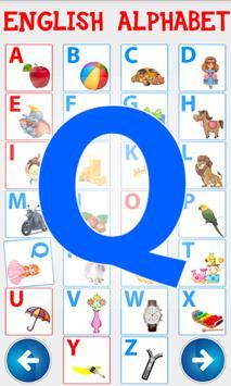 Английский алфавит. Учим буквы screenshot 19