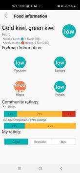 Low FODMAP for IBS screenshot 1