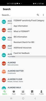 Low FODMAP for IBS screenshot 3