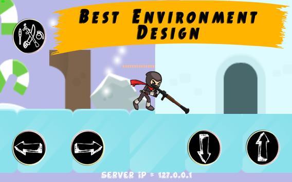 Modern Combat: Stickman Paintball | wifi hotspot screenshot 19