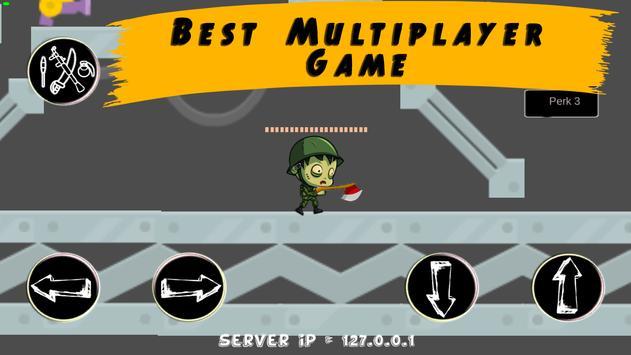 Modern Combat: Stickman Paintball | wifi hotspot screenshot 2