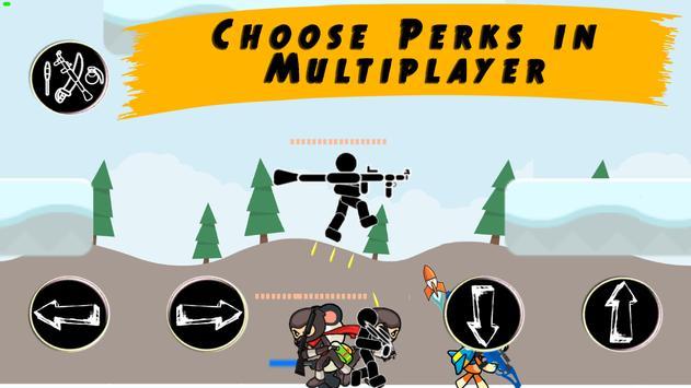 Modern Combat: Stickman Paintball | wifi hotspot screenshot 4