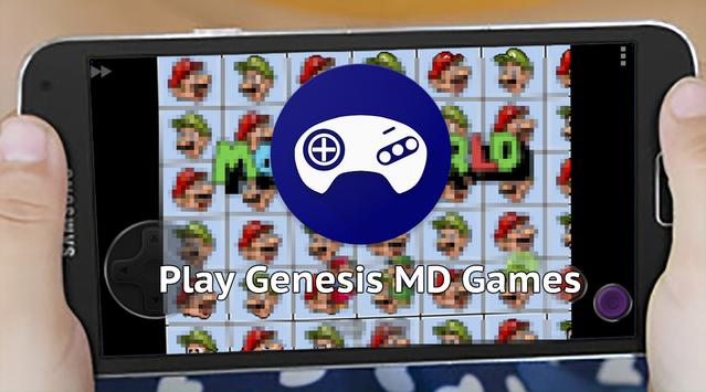 Emulator for Genesis MD 🎮 Play Genesis MD Games 2 2 0 (Android