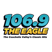 106.9 The Eagle icon