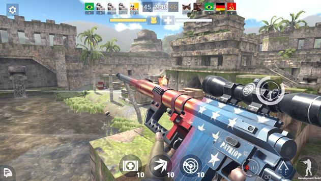 AWP Mode: Sniper Online Shooter poster