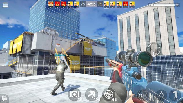 AWP Mode: Elite-Online-Sniper-Action Plakat