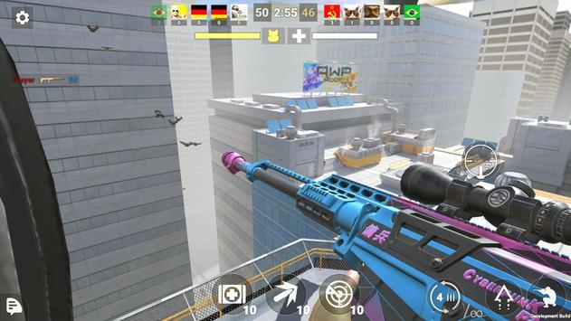 AWP Mode: Sniper Online Shooter screenshot 1
