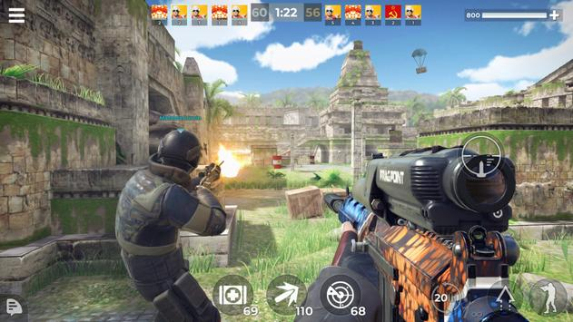 AWP Mode: Elite-Online-Sniper-Action Screenshot 1
