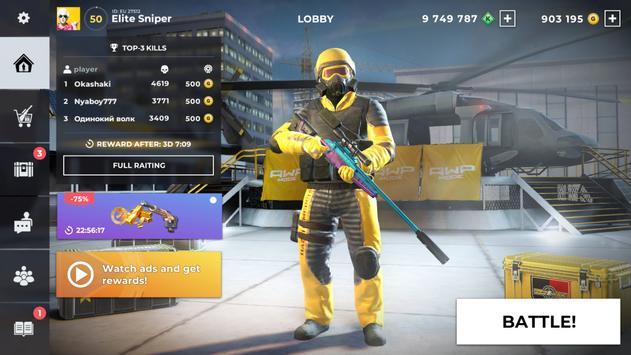 AWP Mode: Elite-Online-Sniper-Action Screenshot 6