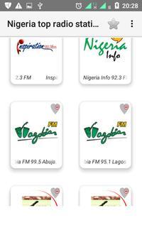 Nigeria top radio stations screenshot 4