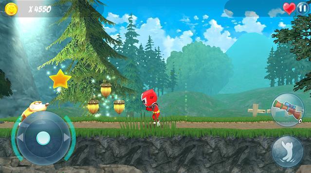 Adventure Power Ninja Steel screenshot 6