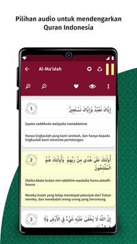 HOLY Al Quran Bahasa Indonesia: Easy Read & MP3 screenshot 3