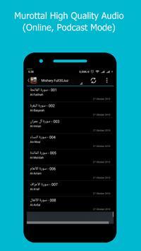 AlQuran-Murottal Offline 30Juz screenshot 7