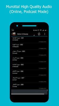 AlQuran-Murottal Offline 30Juz screenshot 5
