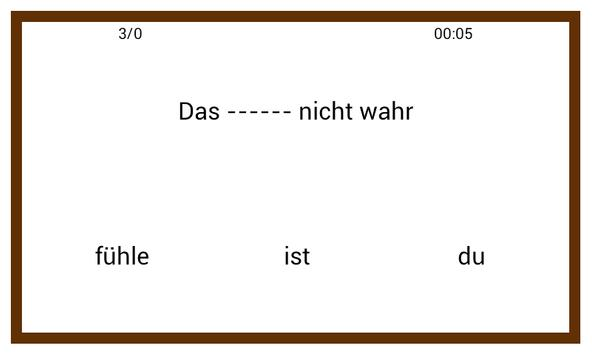 Learn German Conversation :AR screenshot 3