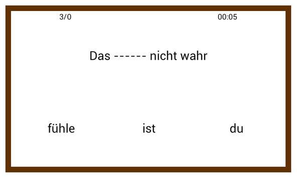 Learn German Conversation :AR screenshot 15