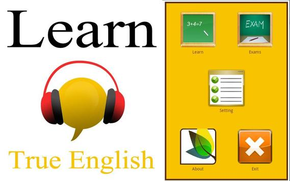 Learn English Conversation :AR poster