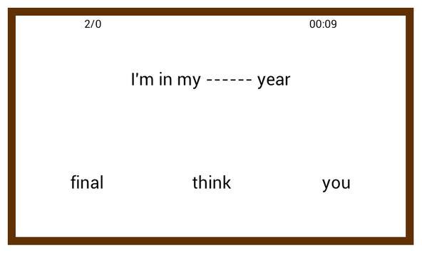 Learn English Conversation :FR screenshot 3