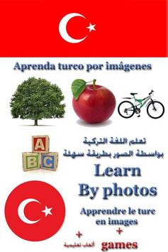 Learn Turkish poster