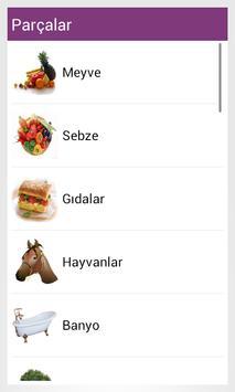 Learn Turkish screenshot 1