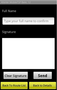AltaVer MobileTSP orca 17 screenshot 1