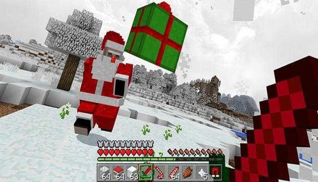 Happy New Year Pack for MCPE poster