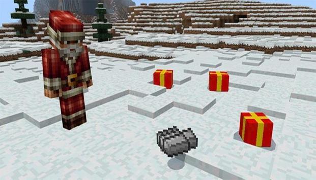 Happy New Year Pack for MCPE screenshot 4