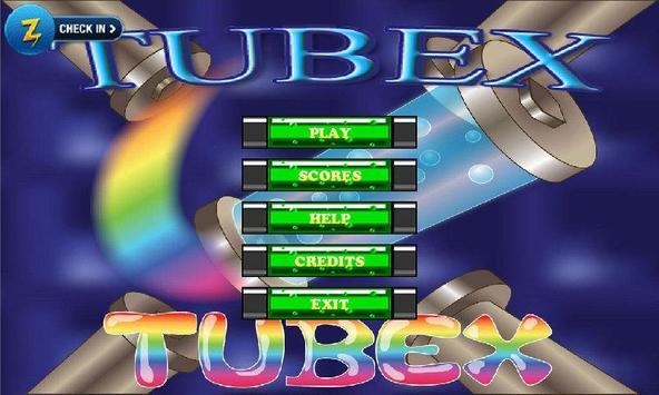 Tubex الملصق