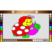 Draw and Coloring icon